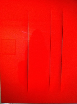 Lucio FONTANA. Rétrospective. Musée d'art Moderne 25 avril - 24 août 2014.
