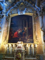 Jean-Honoré Fragonard - Grasse, cathédrale ND du Puy.