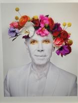 "Jusqu'au 27 avril 2015Jeff Koons - Centre Pompidou ©Martin Schoeller - ""Jeff Koons"" 108 X 88 cm Galerie Camera Work Paris-Photo 2014"