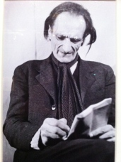 Antonin Artaud (1896—1948). Musée d'Orsay VanGogh/ Artaud, Le suicidé de la société.