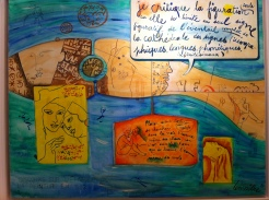 Maurice LEMAÎTRE né en 1926 - Le Lettrisme