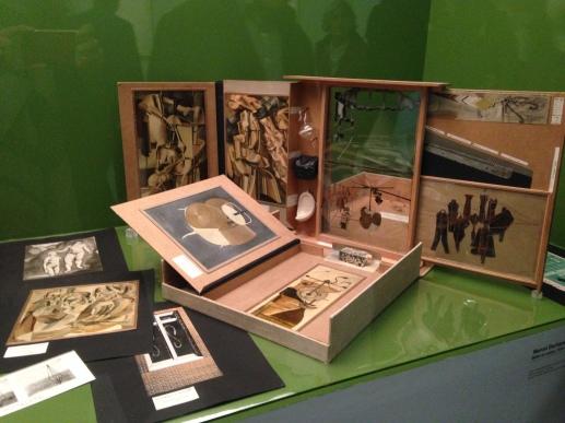 Marcel Duchamp - La peinture même. 2014. Centre Pompidou
