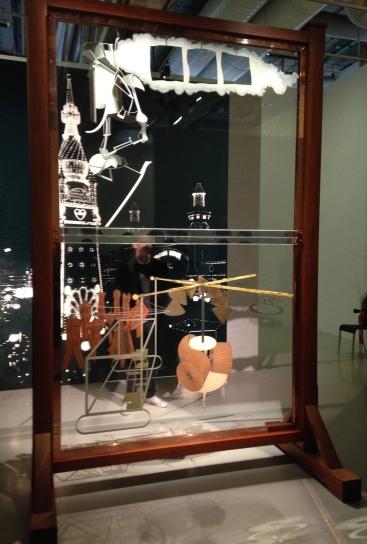 Marcel Duchamp, la peinture même. 2014. Centre Pompidou.
