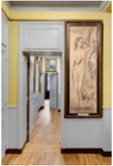 Musée Gustave Moreau Vue de la salle A et du couloir B, rez-de-chaussée Paris, musée Gustave Moreau © RMN-GP / Adrien Didierjean. https://thegazeofaparisienne.com/2015/01/23/gustave-moreau 14, rue de La Rochefoucauld 75009 PARIS Téléphone : 01 48 74 38 50