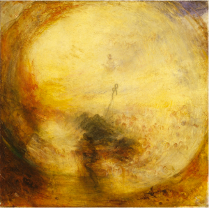 Late Turner Painting Set Free