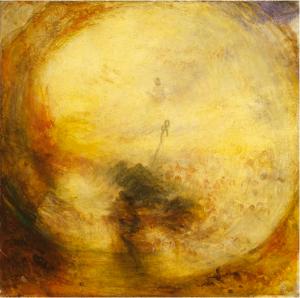 Late Turner Painting Set Free