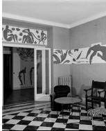 Hôtel Régina, Nice, 1953. Photo: Hélène Adant. Centre Pompidou - MnamCci - Bibliothèque Kandinsky