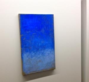 Série Tabula 2012- Pastel, pigment, empreinte