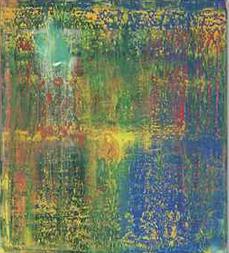 """N°37 Gerhard Richter (b. 1932) """"Abstraktes Bild (648-3) """" signé, numéroté et daté «Richter 1987 648-3 '(au verso) huile sur toile (225,4 x 200 cm .) peint en 1987. adj : 31 525 000$"""