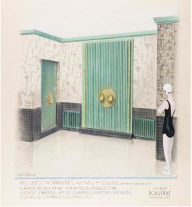 Atelier Gilbert Poillerat, l'artiste et les archives : mardi 17 mars à 14h , salle 8 à Drouot, 9 rue Drouot - 75009 Paris