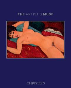 """Christie's Amedeo Modigliani (1884-1920) """"Nu couché"""" 1910"""