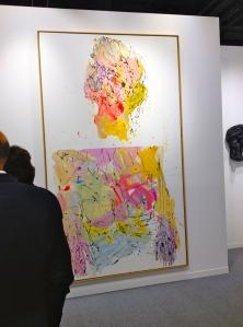 Baselitz Gagosian gallery