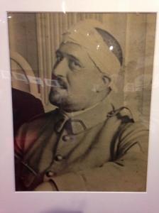 """269 """"Portrait de Guillaume Apollinaire"""" est : 10/15000"""