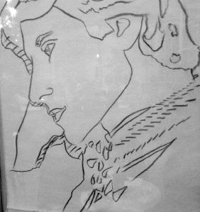Yves Saint Laurent par Cocteau 3 rue Léonce Reynaud, 75116 Paris
