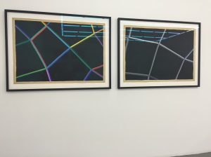 """David Weiss (1946-2012) Exposition """"Travaux 1968-1979) Swiss Institute NY"""