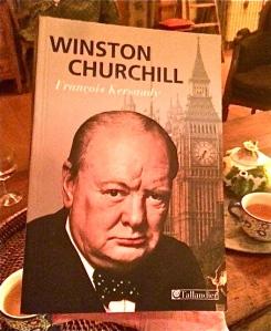 Winston Churchill par François Kersaudy Editions Tallandier