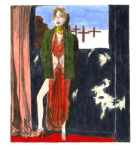 Marie Jacotey Vanessa Galerie Métropolis