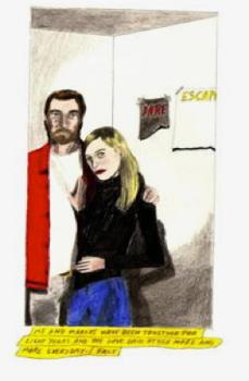 Marie Jacotey Me & Marcus Galerie Métropolis
