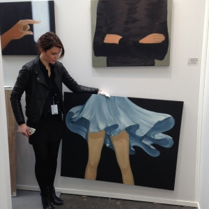 Henni Alftan - Galerie Claire Gastaud