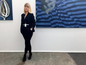 Henni Alftan. Galerie Claire Gastaud.