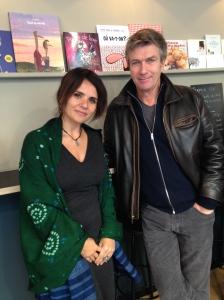 Philippe Caroit et Ilaria Borelli Rencontre du 12/03/2015