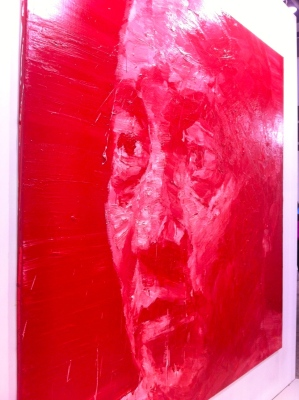 Yan Pei Ming Art Basel Hong Kong