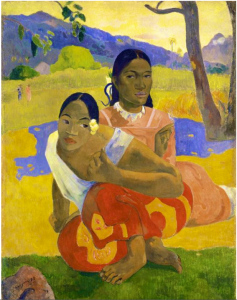 Paul Gauguin Quand te maries-tu?, 1892, 105X78 cm