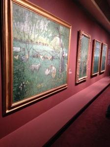 Pierre Bonnard - Peindre l'Arcadie du 17 mars - 19 juillet 2015