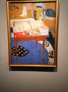 """Pierre Bonnard """"La table de travail"""" 1926-1937"""