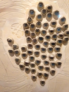 "Carol Rama ""L'isola degli occhi"" 1967"