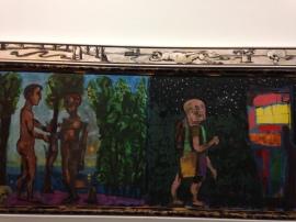 Markus Lupertz né 1941- MAM ville de Paris 2015