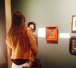 Through the Looking Glass: Daguerreotype Masterworks from the Dawn of Photography. The Frances Lehman Loeb Art Center