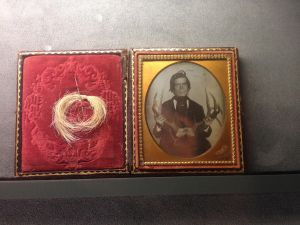 Through the Looking Glass: Daguerreotype Masterworks from the Dawn of Photography.The Frances Lehman Loeb Art Center