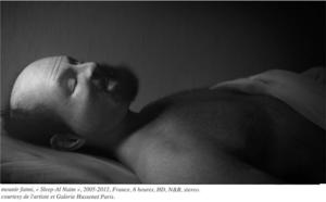 Mounir Fatmi Sleep al Naim image de la video