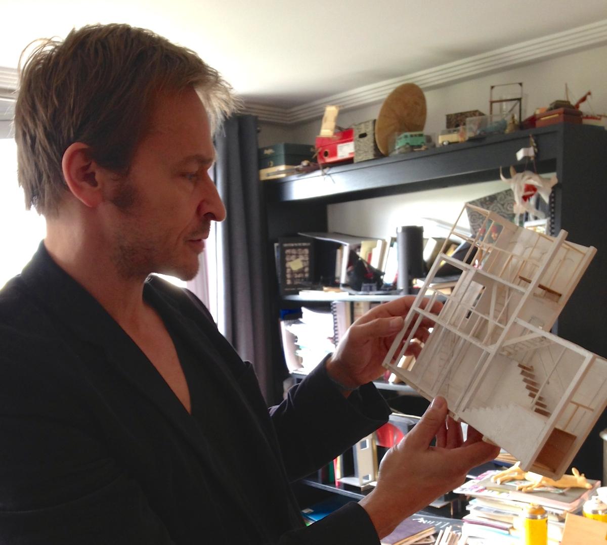 rencontre avec eric ruf administrateur g n ral de la com die fran aise the gaze of a parisienne. Black Bedroom Furniture Sets. Home Design Ideas