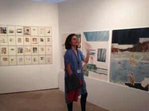 Salon de Montrouge 2015 Marie Jacotey