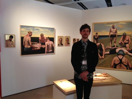 Salon de Montrouge 2015 François Malingrëy