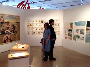 Salon de Montrouge 2015 François Malingrëy et Marie Jacotey