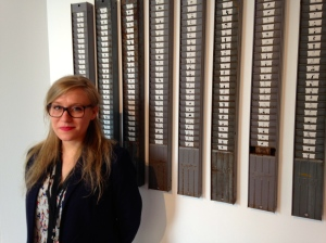 Salon de Montrouge 2015 Julie Luzoir
