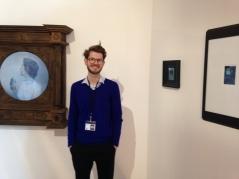Benjamin Renoux - Exposition Galerie Antoine Laurentin