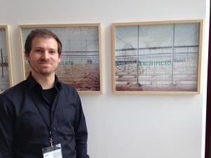 Salon de Montrouge 2015 Terence PIque