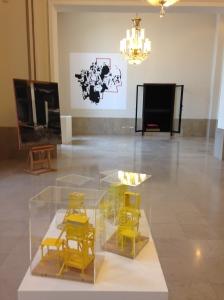 Salon de Montrouge 2015 Jean-Michel Alberola