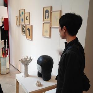 Salon de Montrouge 2015 Yun-Jung Song
