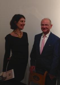Jean-Yves Berthault et Florence Briat-Soulié