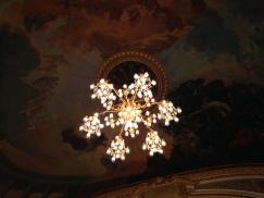 Comédie Française Plafond de la salle Richelieu