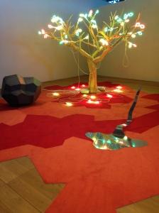 """Pierre Malphettes """"Un arbre, un rocher, une source"""""""