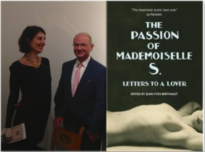 The passion of mademoiselle S - Jean Yves Berthault - Randomhouse