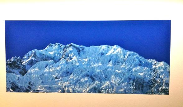 Jae Hoon Lee Elam Scholl of Fine Art - Nouvelles Zelande Peak, 2014