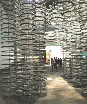 Ai Weiwei Stacked 2012 Galeriacontinua