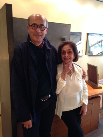 Taher Chemirik et Naïla de Monbrison ©Thegazeofaparisienne